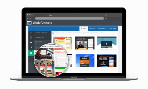Clickfunnels Helps Network Marketers Do What