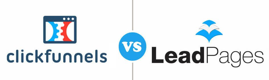Clickfunnels VS Leadpages – Pricing And Feature Comparison