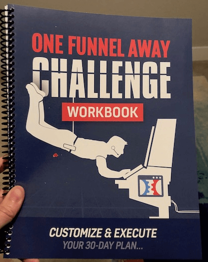 One funnel away workbook review