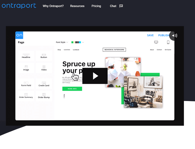 Ontraport is a Clickfunnels alternative