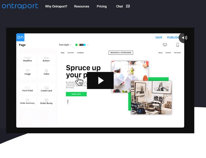Ontraport is a Clickfunnels alternative