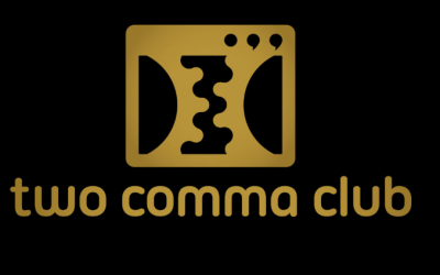 What is Clickfunnels Two Comma Club Award?