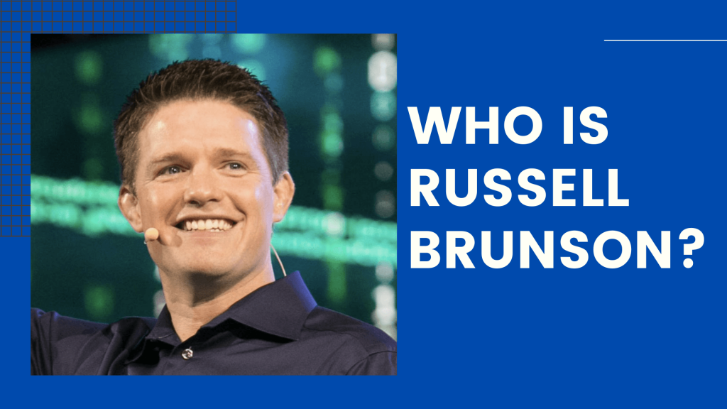 Who is Russell Brunson