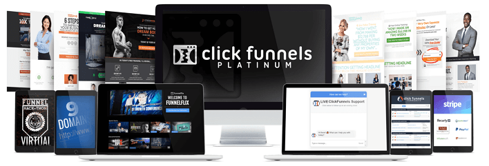 what is clickfunnels platinum