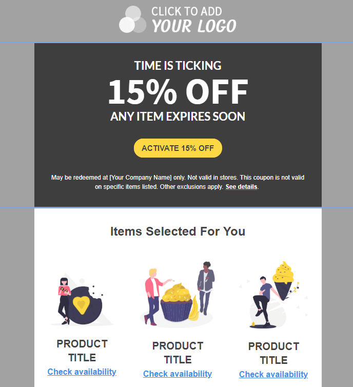 email builder templates