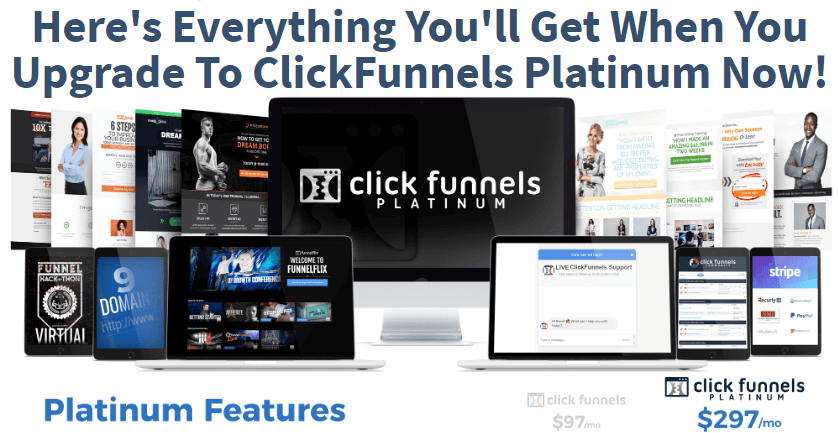 Clickfunnels pricing