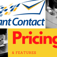 Constant Contact Pricing Plans (2020) - Features & Review