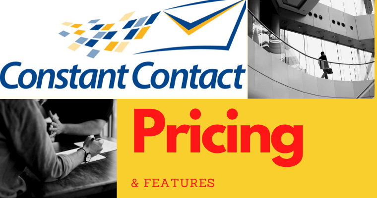 Constant Contact Pricing Plans (2020) – Features & Review