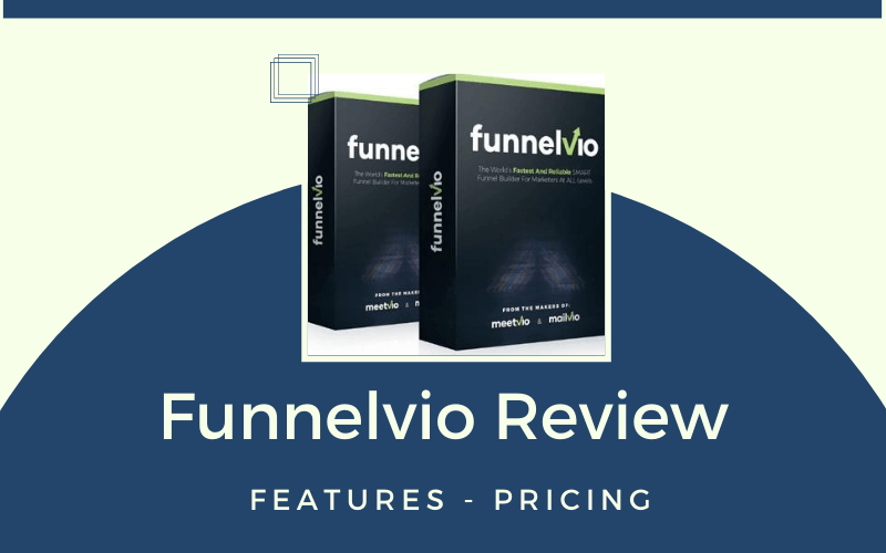 Funnelvio Review (2020) ᐈ Clone & Create Sales Funnels