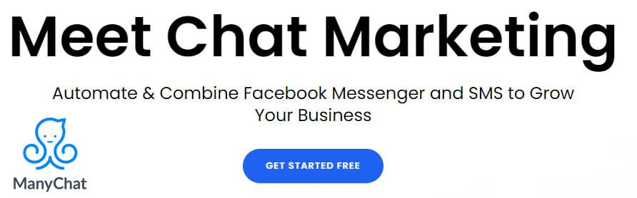 Manychat facebook chatbot