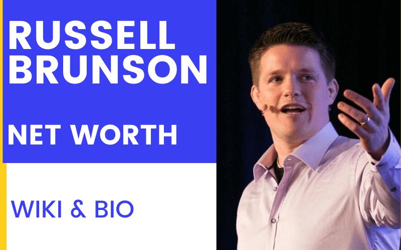 Russell Brunson Wiki