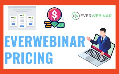 Everwebinar Pricing (2020) Webinar Software Worth The Cost?