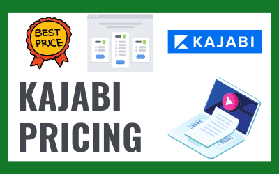 Kajabi Pricing Plans (2020) ᐈ How Much Does It Really Cost?