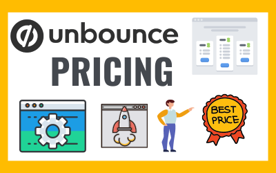 Unbounce Pricing ᐈ Landing Page Software Worth The Cost?