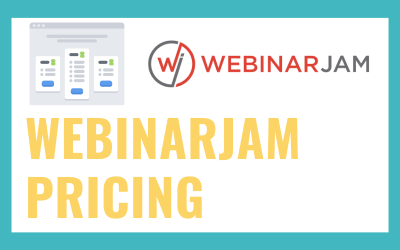Webinarjam Pricing Plans (2020) – Webinar Tool Worth The Cost?