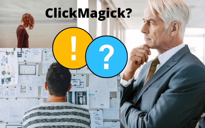 Who is Clickmagick for?