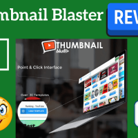 Thumbnail Blaster Review & Pricing - Video Thumbnail Creator