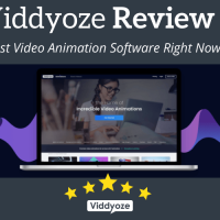 Viddyoze Review & Price (2020) #1 Video Animation Software?