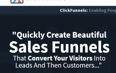 Clickfunnels Hosting For Your Sales Funnels – Explained